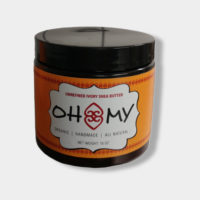 Unrefined Organic Ivory Shea Butter African