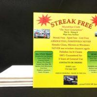 streak free cloth
